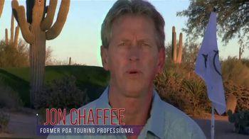 Sorenson Golf Putterwoods TV Spot, 'More Putts' Featuring Jon Chaffee - Thumbnail 1