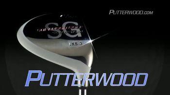 Sorenson Golf Putterwoods TV Spot, 'More Putts' Featuring Jon Chaffee - Thumbnail 2