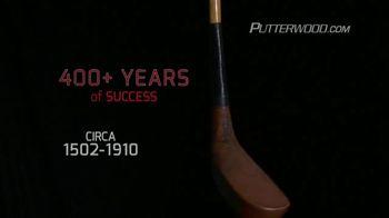 Sorenson Golf Putterwoods TV Spot, 'More Putts' Featuring Jon Chaffee - Thumbnail 3