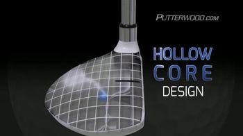 Sorenson Golf Putterwoods TV Spot, 'More Putts' Featuring Jon Chaffee - Thumbnail 4