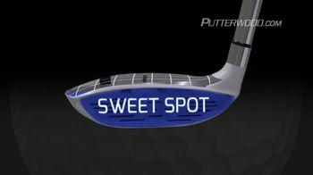 Sorenson Golf Putterwoods TV Spot, 'More Putts' Featuring Jon Chaffee - Thumbnail 6