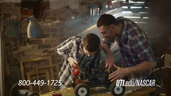 Universal Technical Institute TV Spot, 'NASCAR Technical Institute'