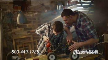 Universal Technical Institute TV Spot, 'NASCAR Technical Institute'