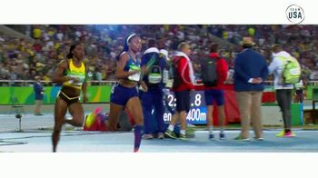 Team USA Shop TV Spot, 'Be Prepared' Featuring Allyson Felix, Gabby Douglas - Thumbnail 1