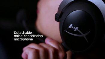 HyperX CloudX Headset TV Spot, 'Arena' - Thumbnail 8