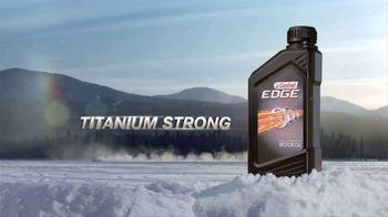 Castrol EDGE TV Spot, 'Titanium Strong: Gotta Push It' - Thumbnail 10