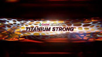 Castrol EDGE TV Spot, 'Titanium Strong: Gotta Push It' - Thumbnail 7