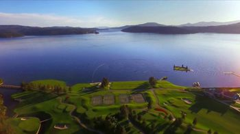 The Coeur d'Alene Resort TV Spot, 'Take a Boat to a Golf Course' - Thumbnail 7
