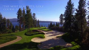 The Coeur d'Alene Resort TV Spot, 'Take a Boat to a Golf Course' - Thumbnail 8