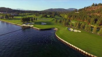 The Coeur d'Alene Resort TV Spot, 'Take a Boat to a Golf Course' - Thumbnail 9