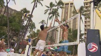 USA Volleyball TV Spot, 'Beach Programs' Ft. Kerri Walsh Jennings - 7 commercial airings