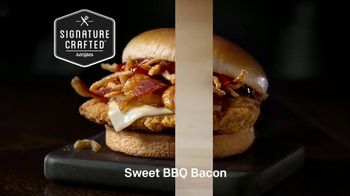 McDonald's Signature Crafted Recipes TV Spot, 'Inspiration: Offer' - Thumbnail 4