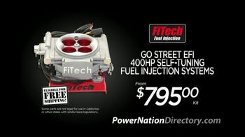 PowerNation Directory TV Spot, 'Supercharger, Fuel Injection & Spring Kits' - Thumbnail 3