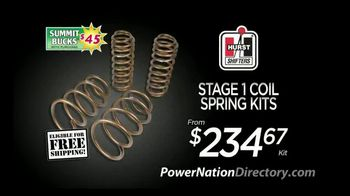 PowerNation Directory TV Spot, 'Supercharger, Fuel Injection & Spring Kits' - Thumbnail 4