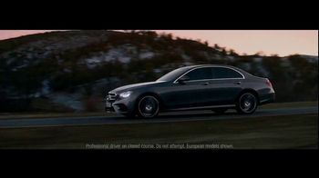 2017 Mercedes-Benz E-Class TV Spot, 'Everything and More' [T1] - Thumbnail 2