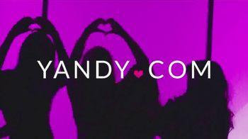 Yandy TV Spot, 'Bossy and Fierce' Song by Jordan Fulford, Stephen Baird - Thumbnail 1