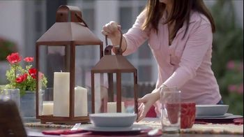 Lowe's Outdoor Entertaining Event TV Spot, 'The Moment: Outdoor Look' - Thumbnail 7