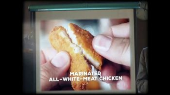Taco Bell Naked Chicken Chips TV Spot, 'Triangles of Temptation' - Thumbnail 2