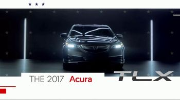 Acura Memorial Day Event TV Spot, 'Track Inspired: 2017 TLX' [T2] - Thumbnail 1
