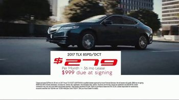 Acura Memorial Day Event TV Spot, 'Track Inspired: 2017 TLX' [T2] - Thumbnail 6
