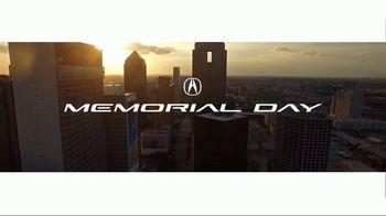 Acura Memorial Day TV Spot, 'Significant Savings' [T2] - Thumbnail 1
