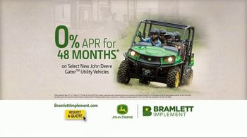 John Deere Gator Utility Vehicles TV Spot, 'Need Your Help' - Thumbnail 10