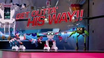 Meccano Micronoids TV Spot, 'Cartoon Network: Remix' - Thumbnail 10