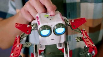 Meccano Micronoids TV Spot, 'Cartoon Network: Remix'