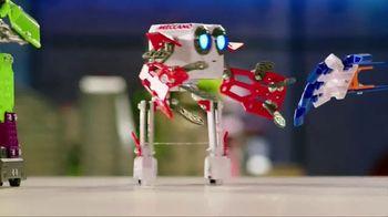 Meccano Micronoids TV Spot, 'Cartoon Network: Remix' - Thumbnail 9