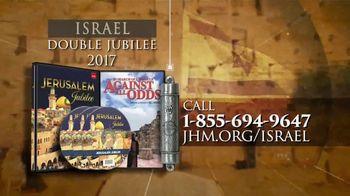 John Hagee Ministries Jerusalem Jubilee TV Spot, 'Your Jubilee Year' - Thumbnail 9