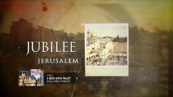 John Hagee Ministries Jerusalem Jubilee TV Spot, 'Your Jubilee Year' - Thumbnail 1