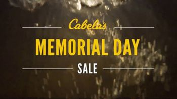 Cabela's Memorial Day Sale TV Spot, 'Get Out of Town' - Thumbnail 6