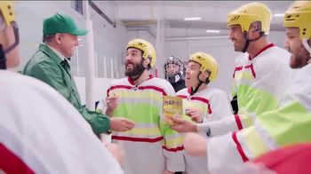 Haribo Sour Gold-Bears TV Spot, 'Ice Hockey'