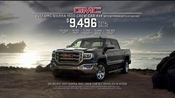 2017 GMC Sierra TV Spot, 'Dive In' Song by The Who [T2] - Thumbnail 8