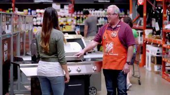 The Home Depot Memorial Day Savings TV Spot, 'Parrilla' [Spanish] - Thumbnail 4