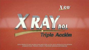 X Ray Dol Triple Acción TV Spot, 'Rigidez' [Spanish] - Thumbnail 5