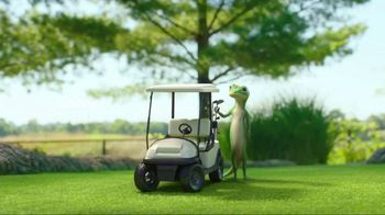 GEICO TV Spot, 'Golfing in the Carolinas' - Thumbnail 1