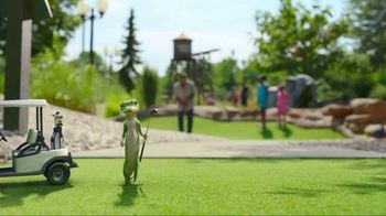 GEICO TV Spot, 'Golfing in the Carolinas' - 2723 commercial airings