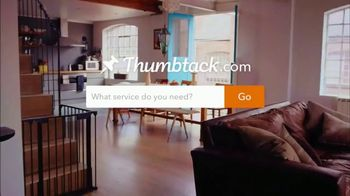 Thumbtack TV Spot, 'The Easy Way to Hire Pros'