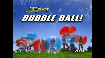 X-Shot Bubble Ball TV Spot, 'Get Outside and Challenge Your Friends'