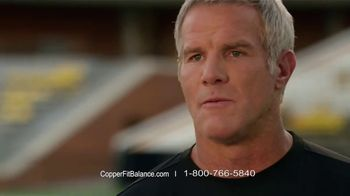 Copper Fit Balance TV Spot, 'Still in the Game' Featuring Brett Favre - Thumbnail 8