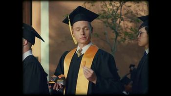 Taco Bell Naked Chicken Chips TV Spot, 'Graduation Day' - 2678 commercial airings