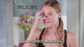 Get It Out Charcoal Mask TV Spot, 'Take Care of Your Face' - Thumbnail 4