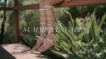 Shoedazzle.com Memorial Day Sale TV Spot, 'Summer Escape' - Thumbnail 4