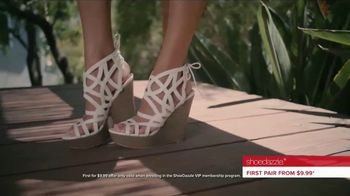 Shoedazzle.com Memorial Day Sale TV Spot, 'Summer Escape' - Thumbnail 6
