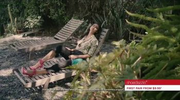 Shoedazzle.com Memorial Day Sale TV Spot, 'Summer Escape' - Thumbnail 7