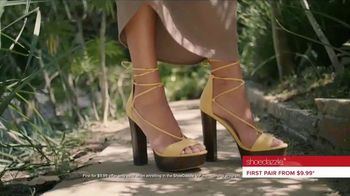 Shoedazzle.com Memorial Day Sale TV Spot, 'Summer Escape' - Thumbnail 9
