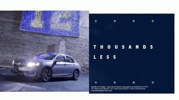 Honda Memorial Day Sales Event TV Spot, 'Don't Miss Your Chance' [T2] - Thumbnail 3