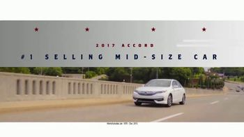 Honda Memorial Day Sales Event TV Spot, 'Don't Miss Your Chance' [T2] - Thumbnail 4