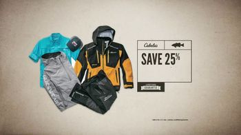 Cabela's Memorial Day Sale TV Spot, 'Guidewear' - Thumbnail 6